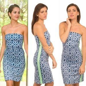 Gretchen Scott Hamptons Strapless Tube Dress